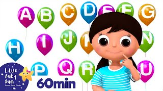 ABC Alphabet Party +More Nursery Rhymes and Kids Songs | Little Baby Bum
