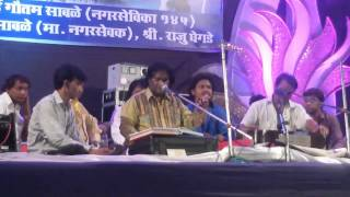 Anand Shinde Songs  Kurla east by Prafull kharav