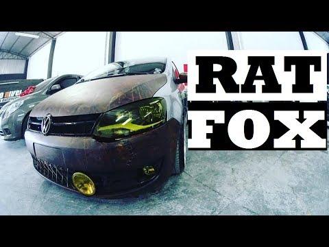 VW FOX - RATFOX  (volkspark 2017)