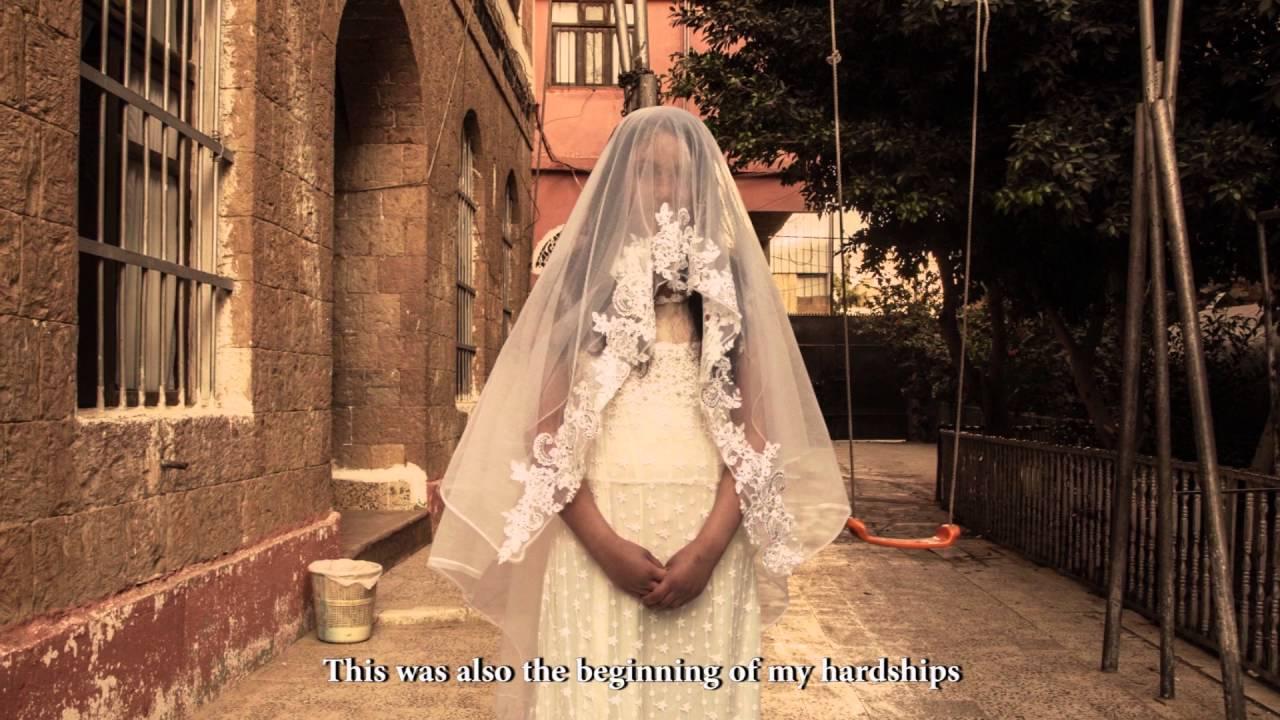Let's end child marriage in Yemen – لنعمل من أجل إنهاء زواج الصغيرات في اليمن