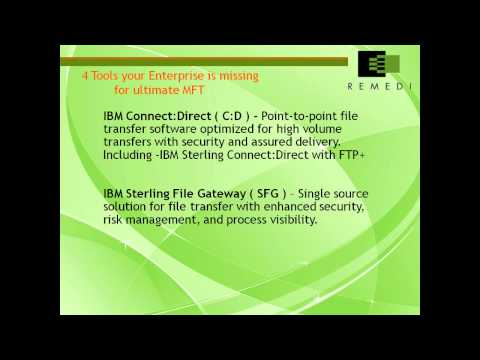 Managed File Transfer Data Security And Integrity Webinar (Recorded)