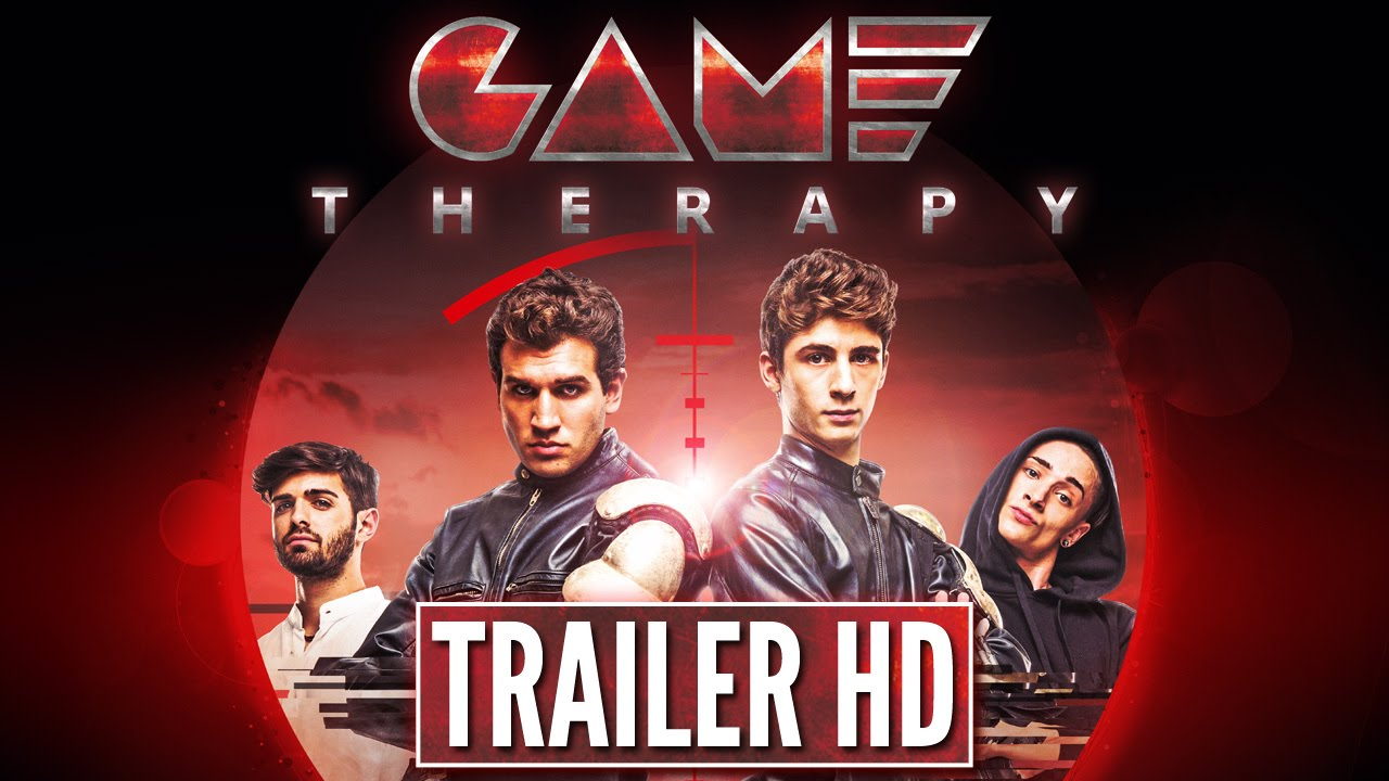 d8819d3213 GAME THERAPY - TRAILER UFFICIALE HD | Al cinema - YouTube