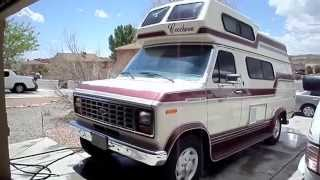 price drop sold sale rv ford e350 coachman class b campervan van 5950