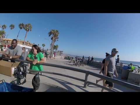 Gospel outreach - Pacific Beach, San Diego, California, July 3, 2017