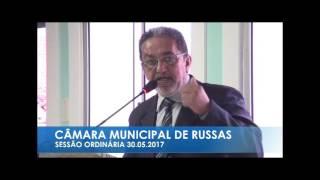 Paulo Santiago Pronunciamento 30 05 2017