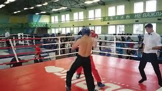 Нокаут.Чемпионат Украины по кикбоксингу 2017.#Бабий vs Власенко