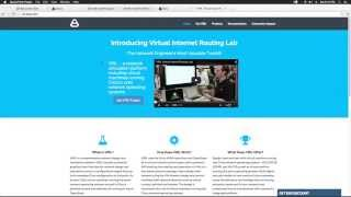 Cisco VIRL Installation