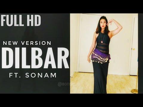 DILBAR   Belly Dance Fusion   Sam Padmashali Ft. Sonam   Satyameva Jayate   Nora Fatehi, Neha Kakkar