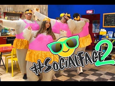 #SOCIALFACE2 EPISODIO 3 w/ Surry, Awed, Posa - SNOOZE CHALLENGE!
