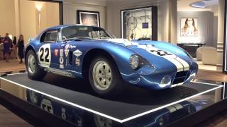 Peter Brock talks about the design of the Shelby Cobra Daytona Coupe 22