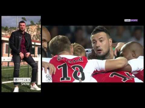Interview : Danijel Subasic - AS Monaco
