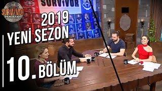 Survivor Panorama | 4. Sezon | 10. Bölüm