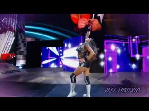 WWE Eve Torres Titantron 2012 -2013 - She Looks Good V4 - Full [HD]