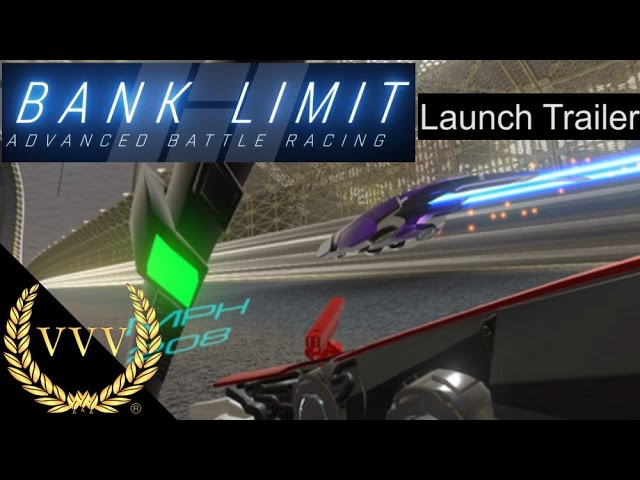 Bank Limit Advanced Battle Racing Trailer