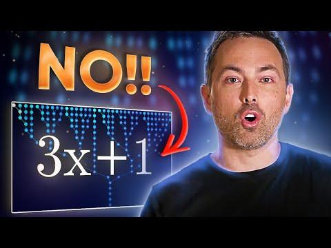 Nadie Puede Resolver este Simple Problema Matemático | La Conjetura de Collatz