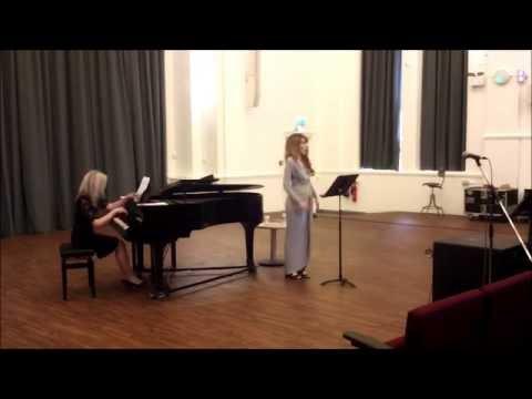 Adele's Laughing Song (Die Fledermaus) Ruth Lockwood