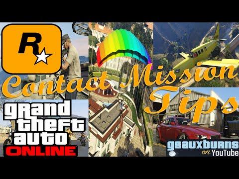 GTA Online: Rockstar Contact Mission Tips