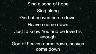 Robbie Seay Band - Song of hope acoustic