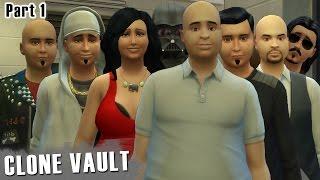 Sims 4 - Clone Vault - Part 1