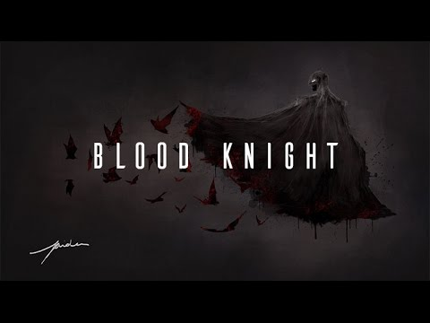 """BLOOD KNIGHT"" -  Procreate [Speed Paint] TIME LAPSE - By Jaiden Chicote [Fusion.D]"