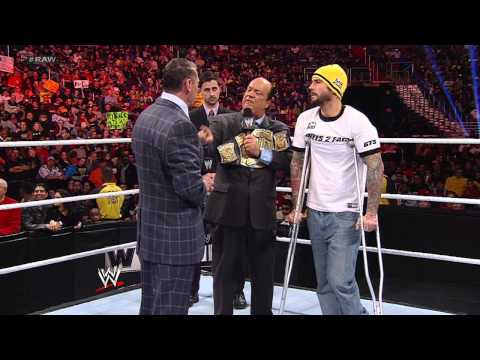 WWE Monday Night Raw En Espanol - Monday, December 31, 2012