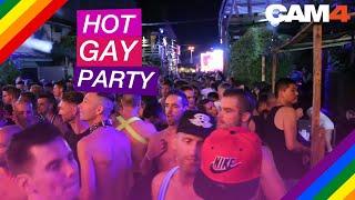 Verrückte Gay Party (wild!)