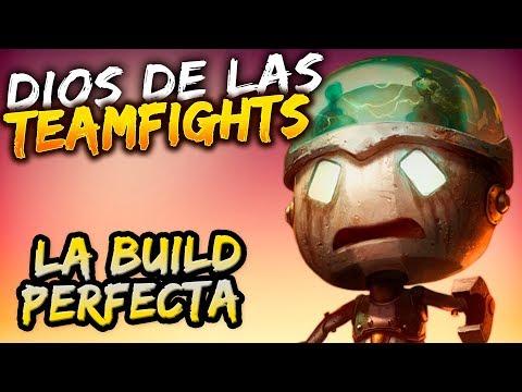 AMUMU BUILD OP! EL MEJOR LATEGAME! BUILD PERFECTA! eldelabarrapan I lol