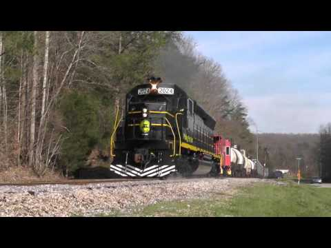 Seaboard Coast Line SD45 #2024 - Freight on HRC