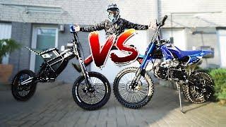 ELEKTRO VS BENZIN KINDER MOTORRAD WAS IST BESSER? | TuTo
