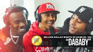 Million Dollaz Worth of Game Episode 100: Da Baby