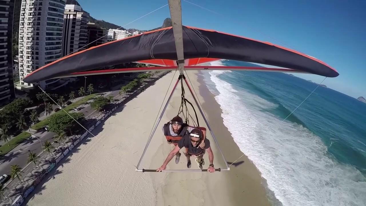 Video Gallery - Hang Gliding in Rio de Janeiro - Brazil