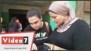 بالفيديوأم تراجع امتحان الديناميكا لابنتهاحسبى الله ونعم الوكيل محلتيش ولا سؤال