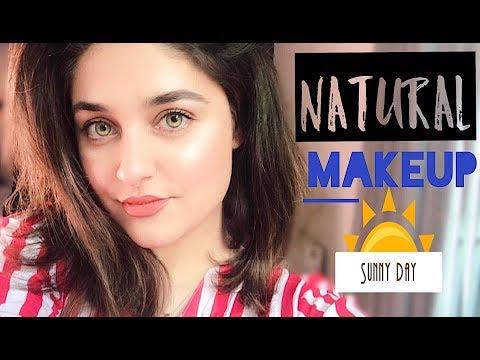 Beginner Makeup for School, College, University, Office | Learning Basic Easy Natural Makeup