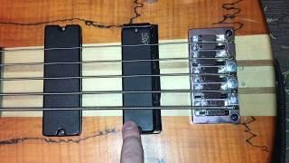 Обзор бас-гитары с Aliexpress