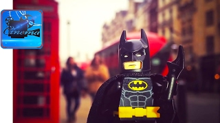 Лего Бэтмен в Лондоне - ВИРУСНОЕ ВИДЕО