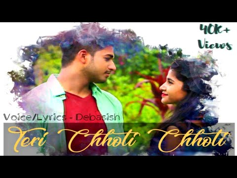 Teri Chhoti Chhoti HD Video | Feat. Sudip Das & Sudipta Malakar | Debasish Bhuti | Lumding |