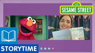 Sesame Street: Dream with Sesame Street | Story Time with Rose Byrne