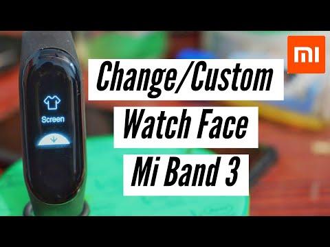 Mi Band 3 | How To Flash Custom Firmware Android Oreo Theme