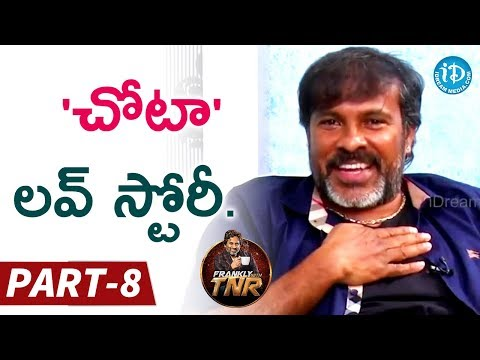 Chota K Naidu Exclusive Interview - Part#8 || Frankly With TNR || Talking Movies with iDream