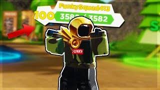 REACHING RANK 100 IN TREASURE QUEST | ROBLOX