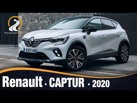 Renault Captur 2020   Información y Review   CROSSOVER URBANO ELEGANTE Y PRÁCTICO...