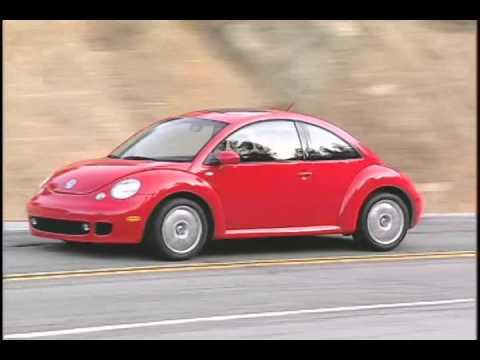 VW Beetle Sedan 2003