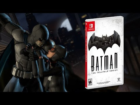 Batman - The Telltale Series | Nintendo Switch