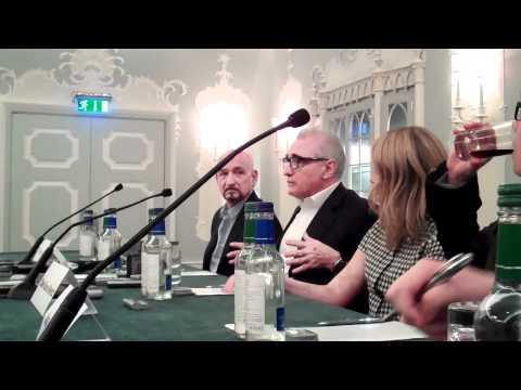 Hugo I Press Conference I Martin Scorsese, Sir Ben Kingsley I Film-News.co.uk