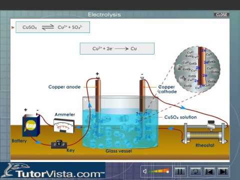 Electrolysis Of Water Defintion Experiment Observation Working