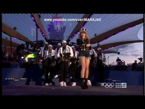 Kylie Minogue Queens Diamond Jubilee Concert FULL HD