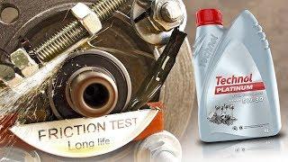 Technol Platinum 5W30 Jak skutecznie olej chroni silnik?
