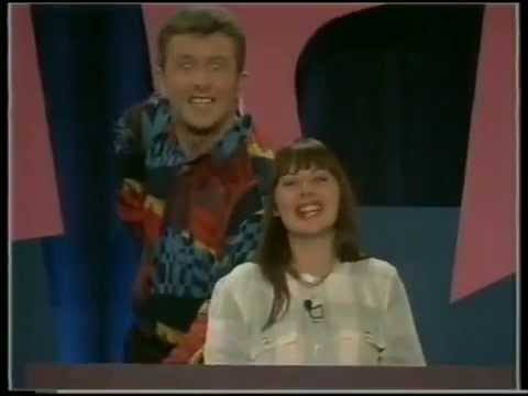 """GREG SCOTT'S FIRST EVER TELLY GIG! """"ON YOUR MARKS"""", YORKSHIRE TELEVISION, 1995."""
