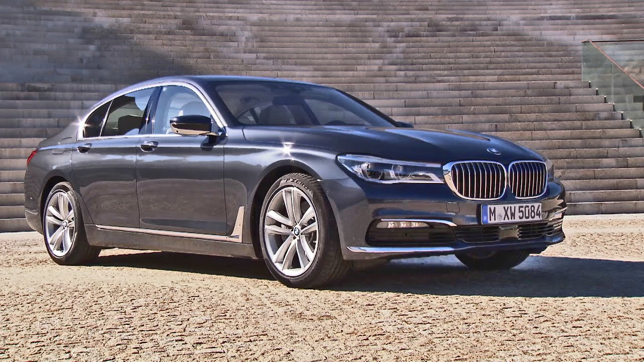 2016 bmw 7 series 730d footage youtube. Black Bedroom Furniture Sets. Home Design Ideas