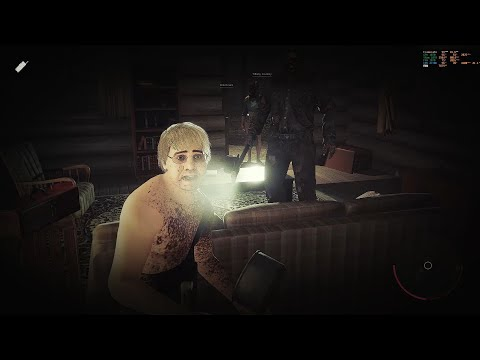 Friday the 13th: The Game - Two hackers Tiffany`s (invisibility, flight, speed hack end etc.)